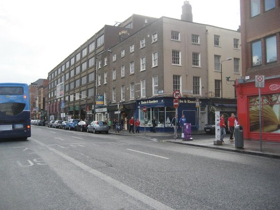 Knobs Amp Knockers Picture Of Nassau Street Dublin