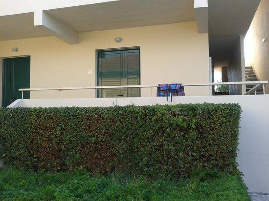 Agrilia Hotel : Our suite 108
