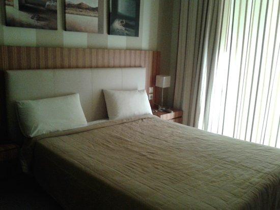 Agrilia Hotel : Bedroom