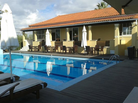 Agrilia Hotel : Pool