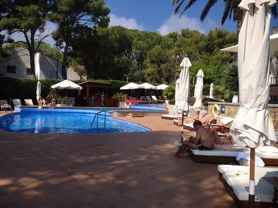Salles Hotel & Spa Cala del Pi: piscina