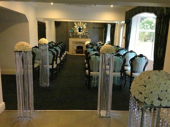 Brackenborough Hotel: Minster Room - Wedding Ceremony Room