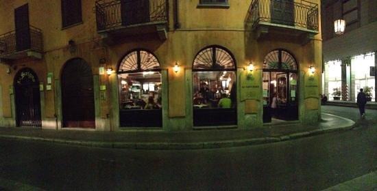 Trattoria dei Magnani Al Cantinone: street view