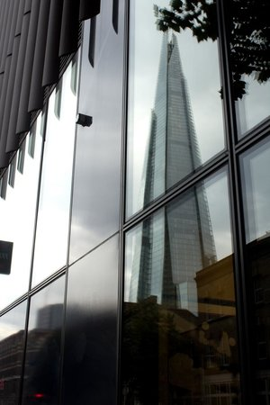 Photo Walks of London: the shard
