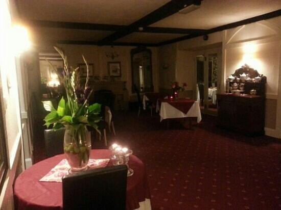 Glencar House: Frühstücksraum