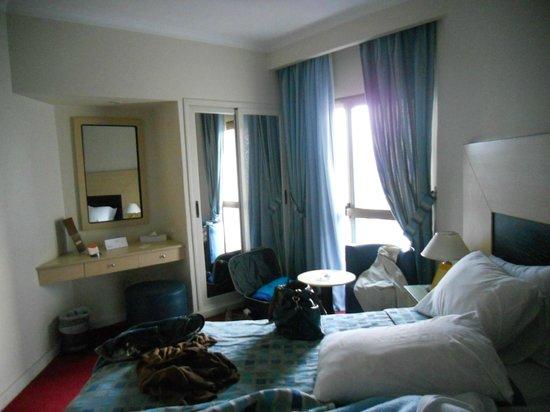 Aracan Pyramids Hotel: chambre double