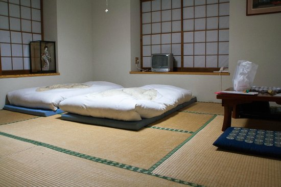 Room at Fuji-Hakone Guest house