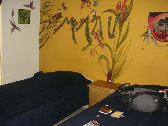 K'usillu's Hostel Backpackers: Habitacion doble