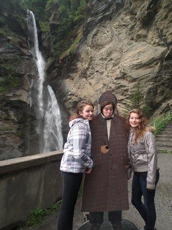Reichenbach Falls: waterfall