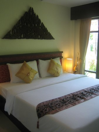 Sita Beach Resort & Spa: bedroom