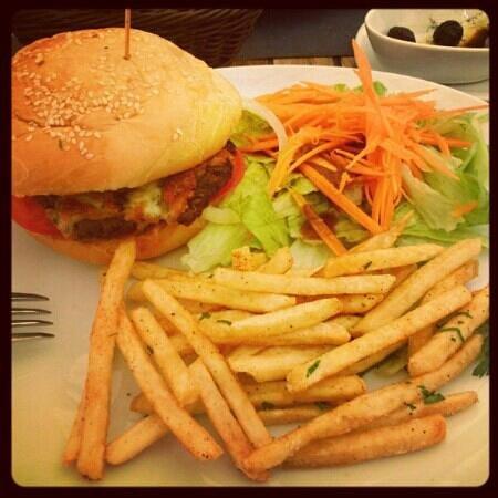 Cafeka : Mexican burger