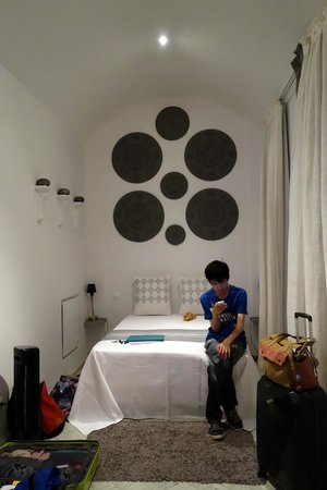 Riad Zyo : Amber room (no air conditioning)