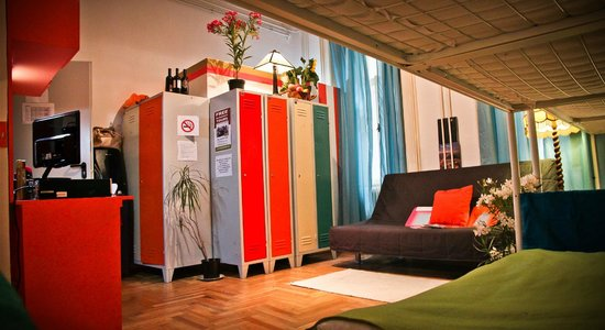Hostel Budapest Center: Private ensuite room for 6 person