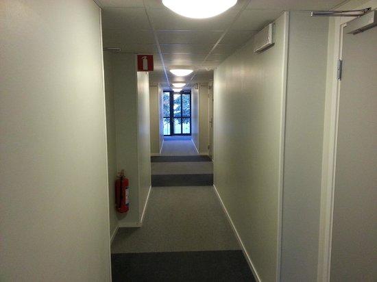 Scandic Visby: Corridor