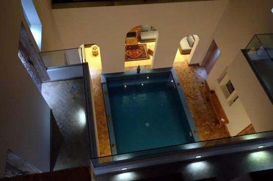 Riad Zyo : pool