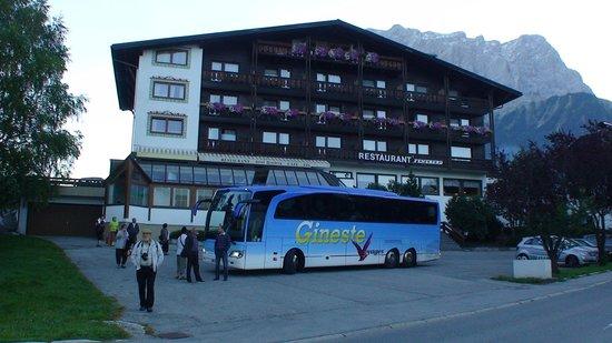 Hotel Feneberg: Hotel vue de face