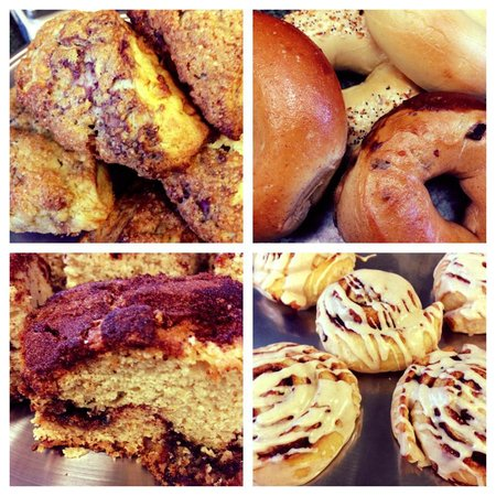 North Country Coffee Cafe : Baked Goods