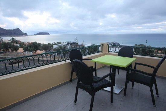 Casa do Velho Dragoeiro: view from the terrace