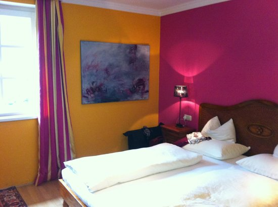 Hotel Cortisen am See: Quirky or fun its your choice
