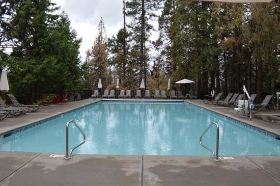 Evergreen Lodge at Yosemite: pool