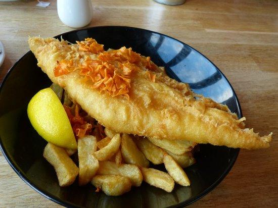 Harbour Fish & Chips: Fish ahoy........