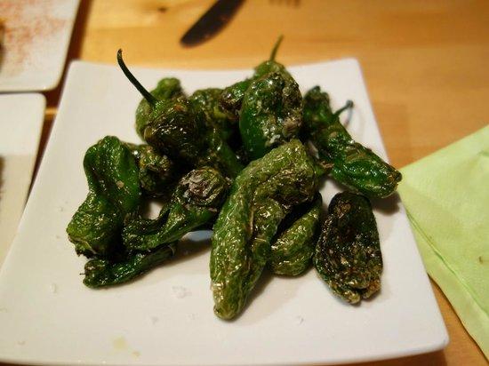 Euforia: piments typiques