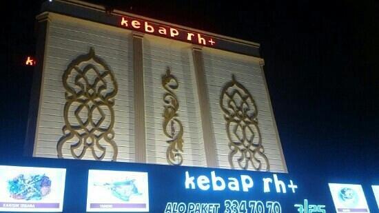 Kebap Rh+: kebab rh+