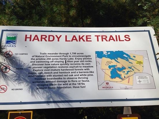 Image result for hardy lake provincial park