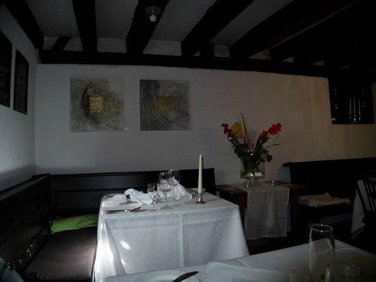 Gasthaus zu Moggingen: Restaurant von innen