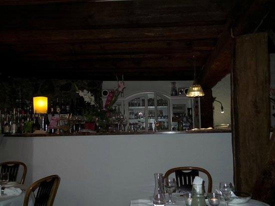Gasthaus zu Moggingen: Bar des Restaurants