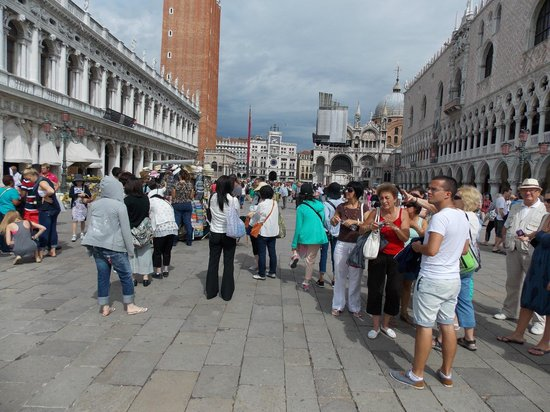 St. Mark's Square: The square1