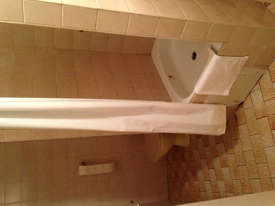 Koruna: La doccia