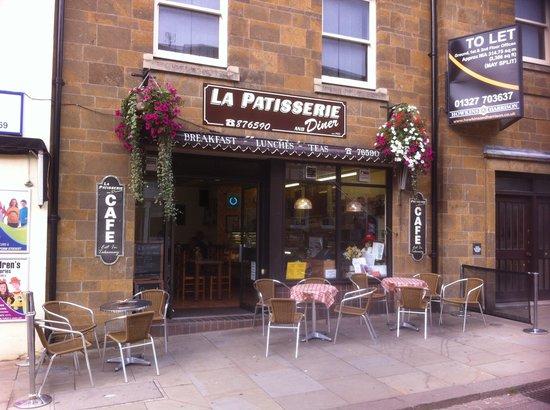 La Patisserie: Lovely food