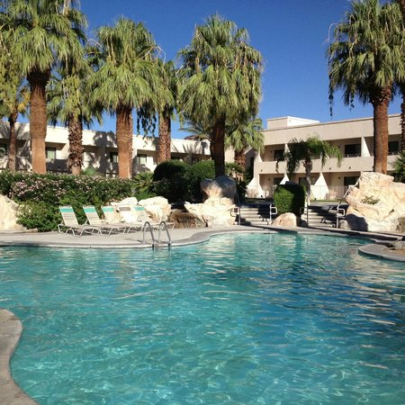 Miracle Springs Resort and Spa: Amazing water!