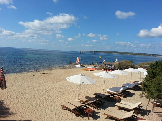 South beach club foto di insotel hotel formentera playa for Hotel formentera playa