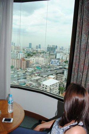 โรงแรมเซ็นจูรี่ พาร์ค: Room With aView