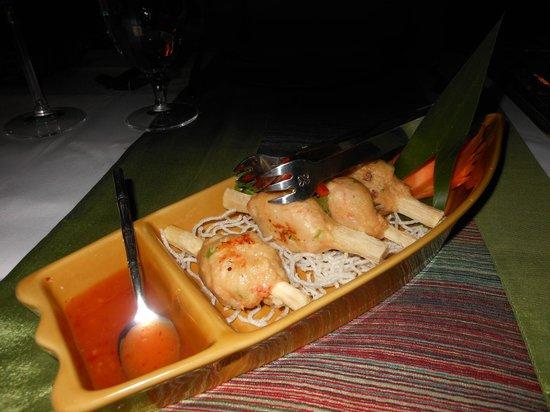 Sarova Stanley: thai restaurant