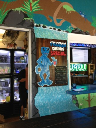 Blue Gecko Cantina: Check out Tacos of the Week
