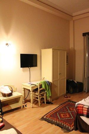 Hotel Collegiata : room 105
