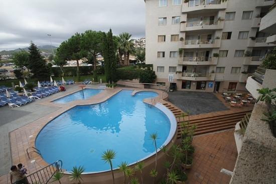 Aqua Hotel Montagut Suites: pool