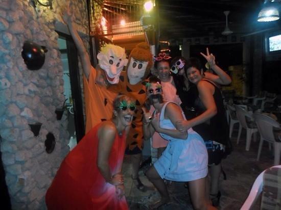 Flintstones Bar: cheese