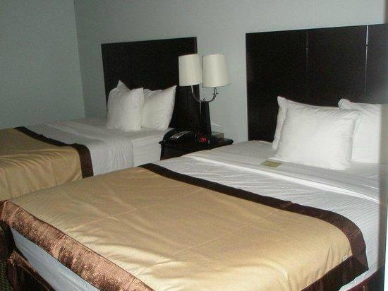 Sleep Inn & Suites: Beds