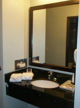 Sleep Inn & Suites : Sink