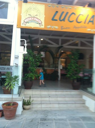 Luccia Italian Restaurant