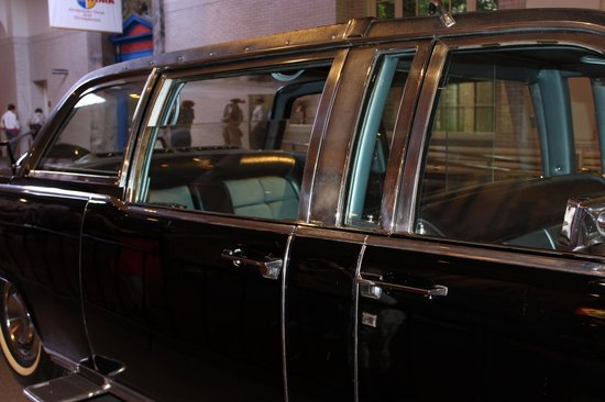 The Henry Ford: JFK car