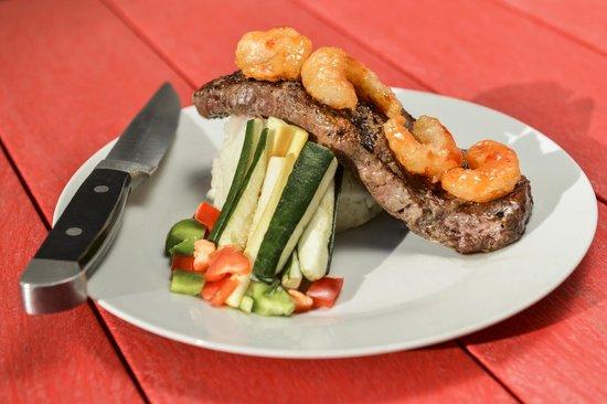 New York Steak & Shrimp