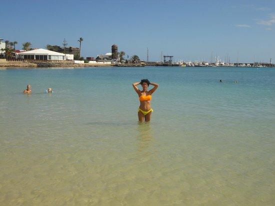 Barceló Fuerteventura Thalasso Spa: spiaggia dell'hotel