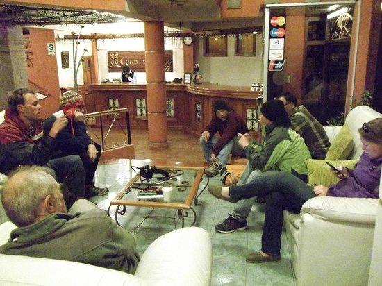 Hotel Conde de Lemos, Puno Peru