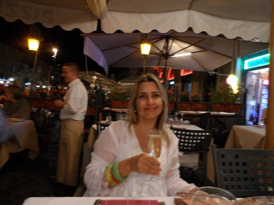 Vacanze Romane in Piazza Navona: entrada