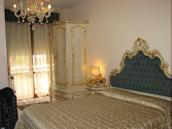 Hotel Villa Serena: Room view